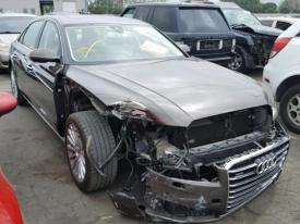 Salvage Audi A8 Cars For Sale And Auction